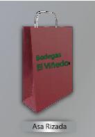 bolsa confeccionada